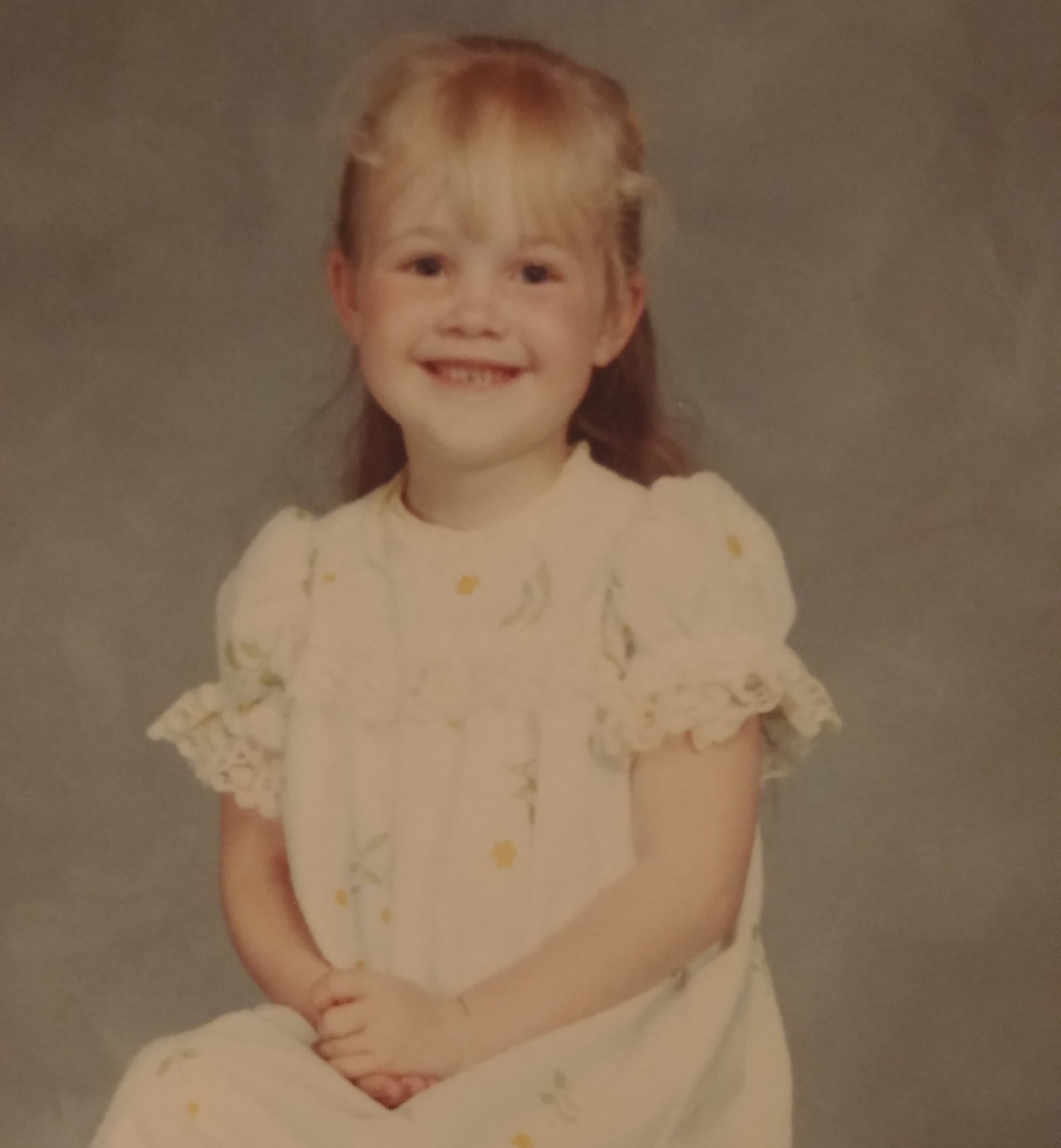 Mrs. Tervort as a child