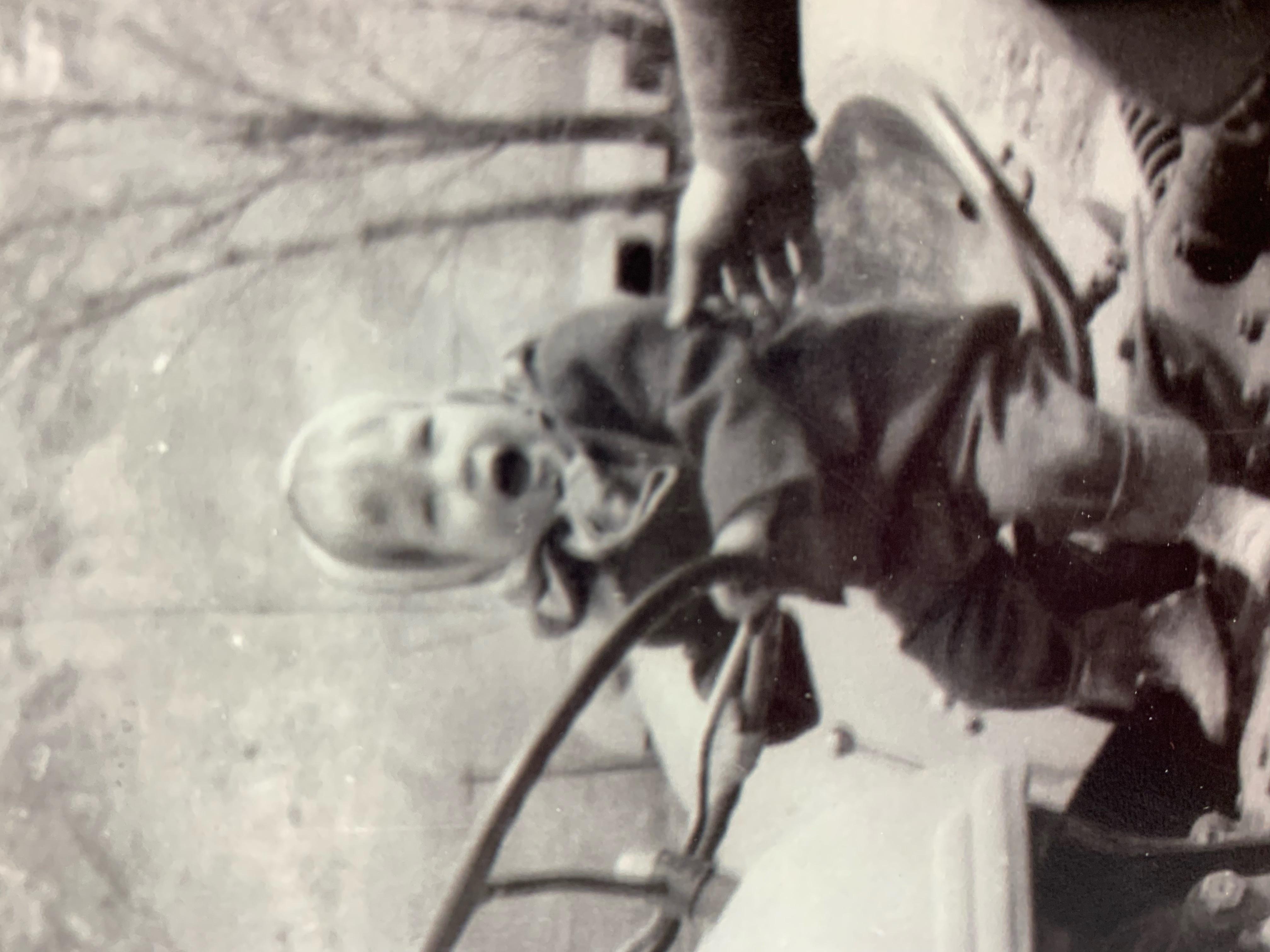 Mrs. Vanderwood as a child