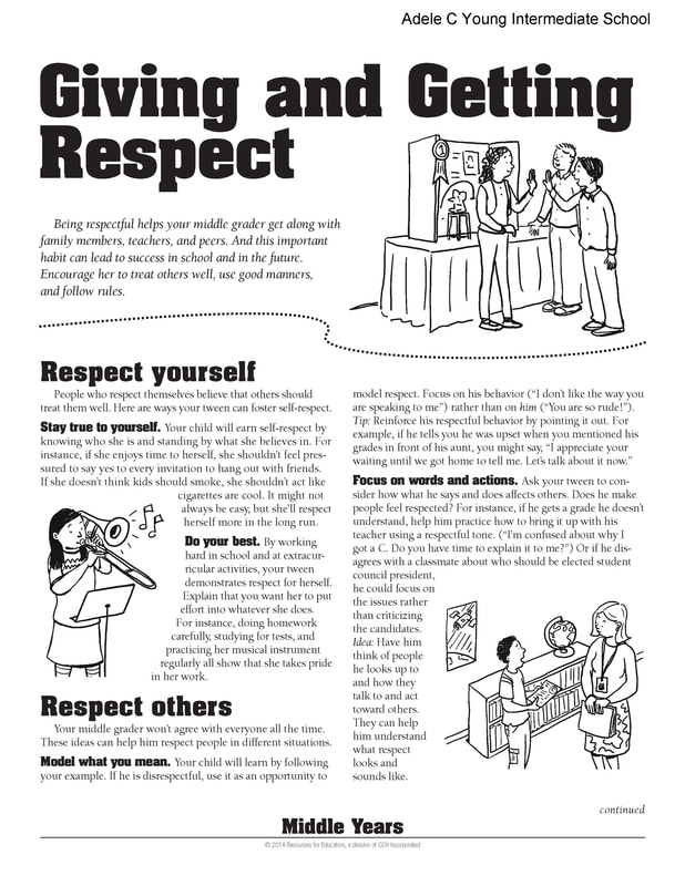 How to Give and Get Respect