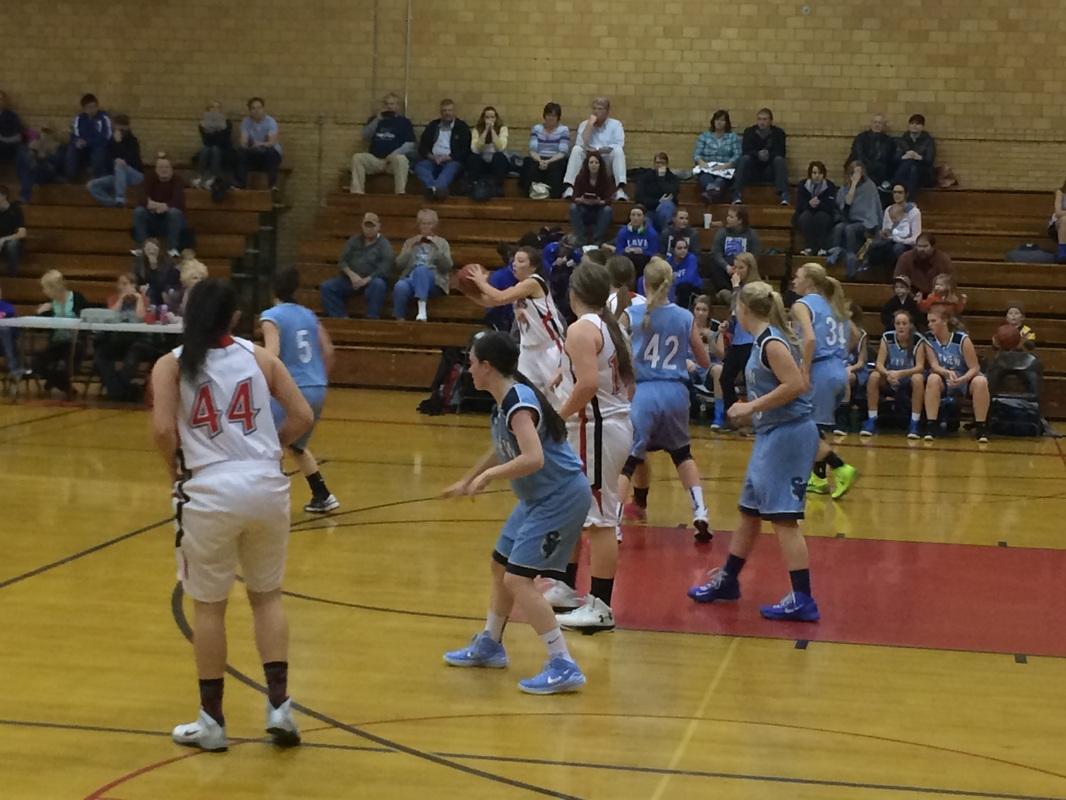 Girls Freshmen Basketball photo