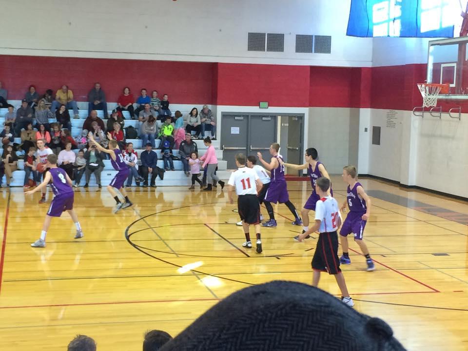 Boys Freshmen Basketball photo
