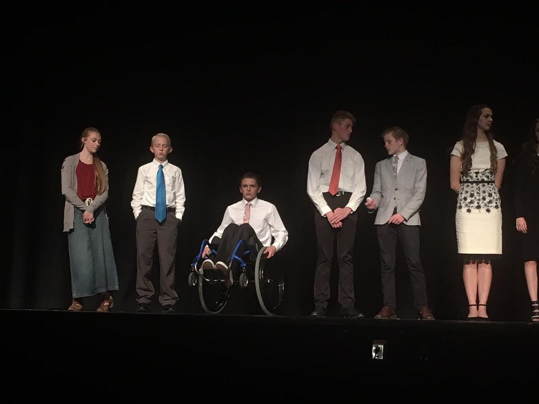 National Junior Honor Society photo
