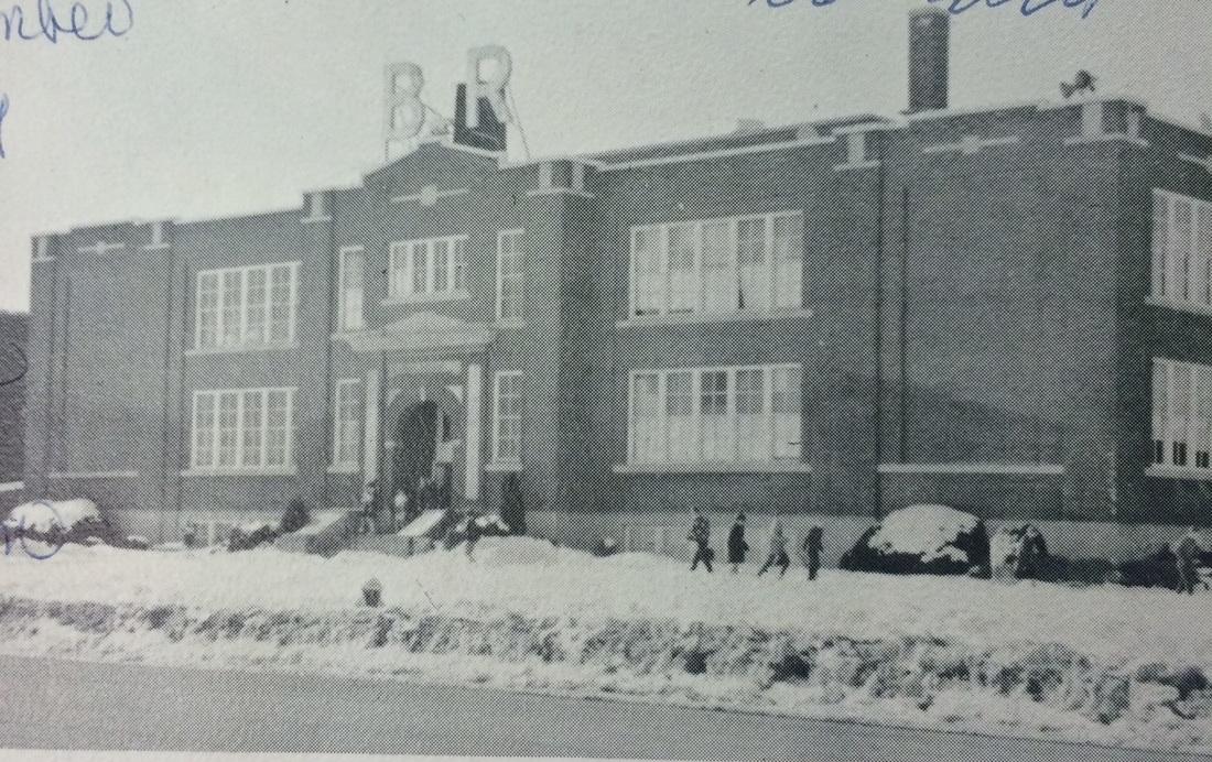 Bear River Junior High from 1956-1965