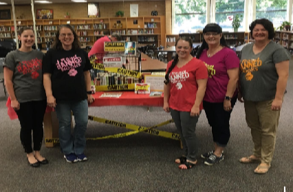 Picture library banned book week