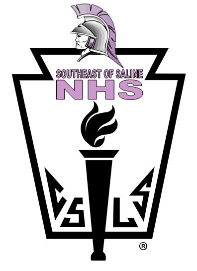Southeast of saline National honor society logo