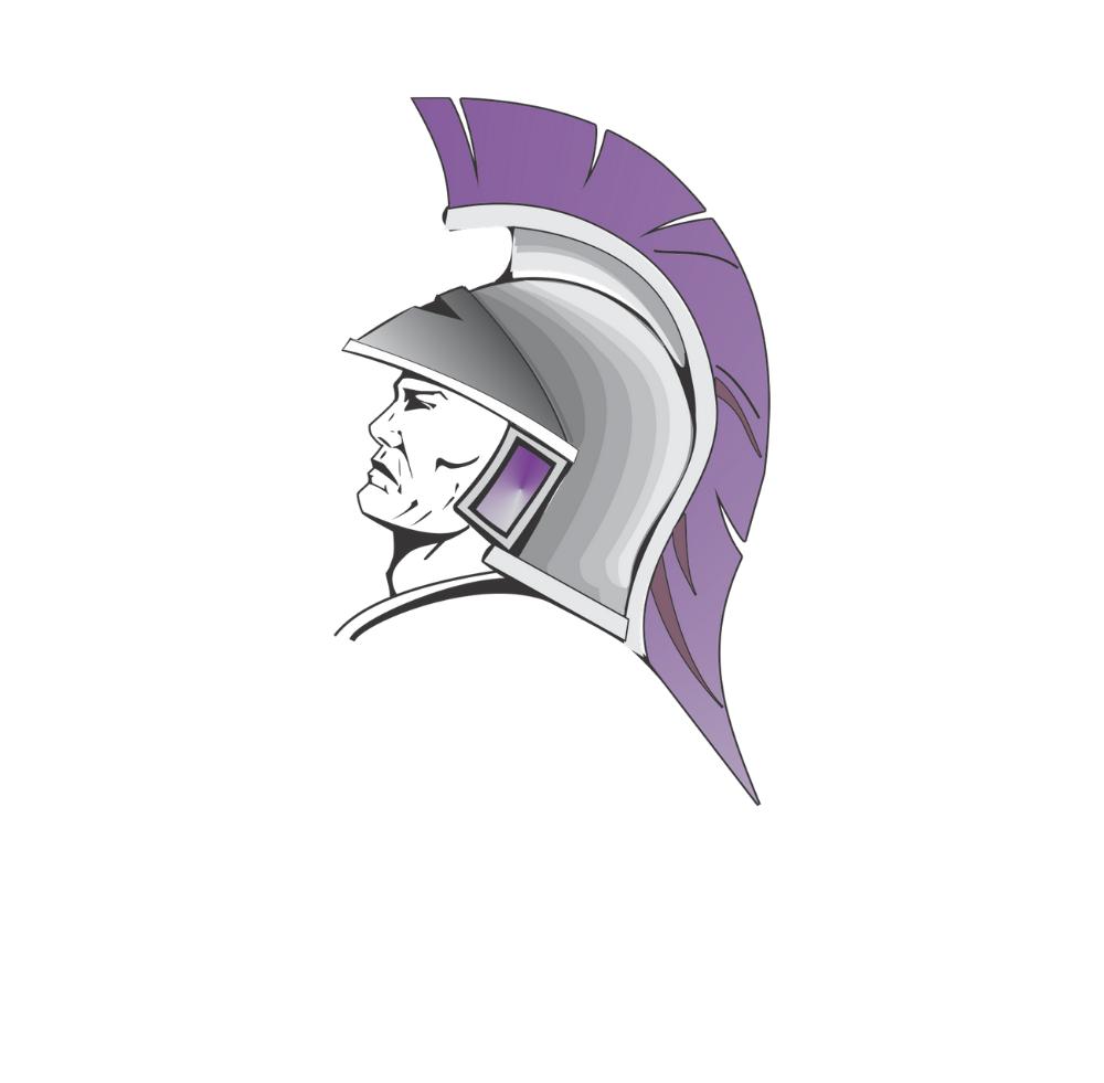 trojan head drawing