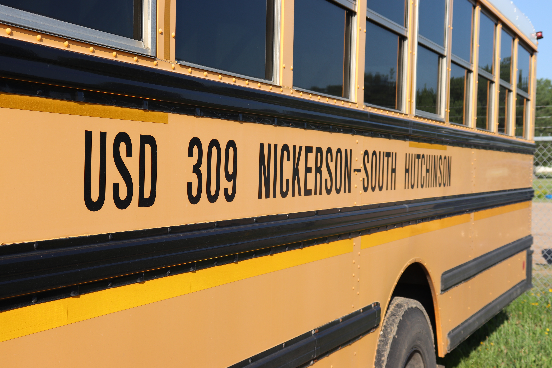Bus Barn Bus Side