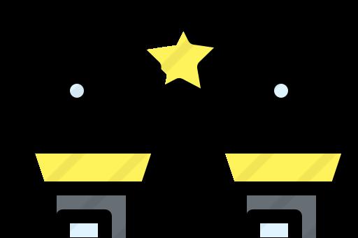 Temporary Debate & Forensics Logo
