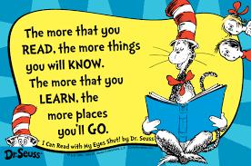 A Dr. Seuss Quote