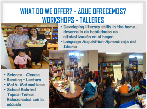 Workshops - Talleres