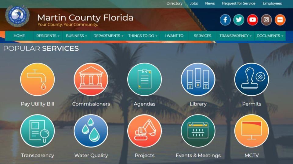 Local Government: Martin County