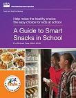 Smart Snacks Quick Reference Guide