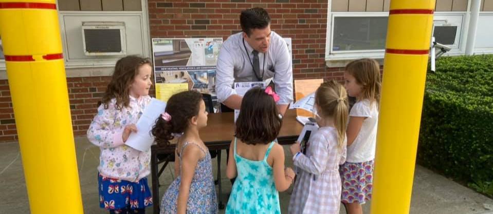 Superintendent explains School Bond