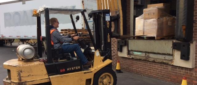 Logistics and Warehouse Management Program