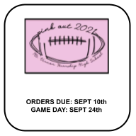 Pink out art