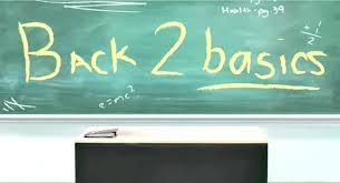 Back 2 Basics Logo