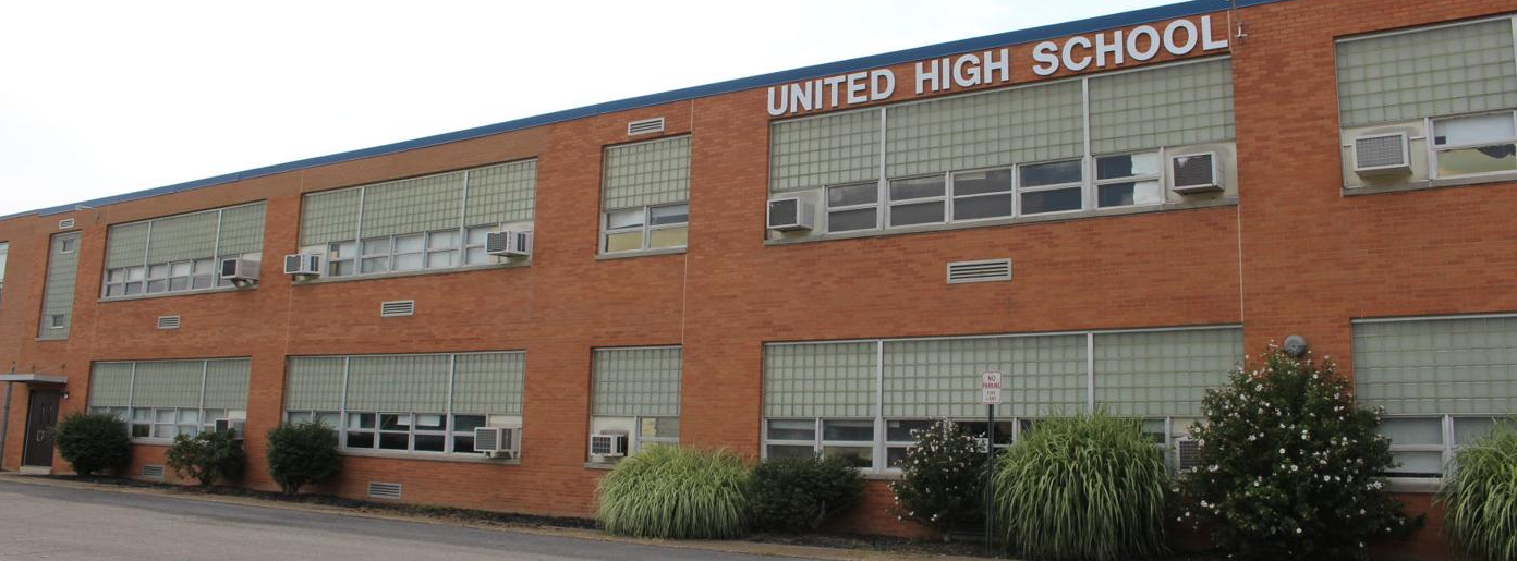 United High School Front