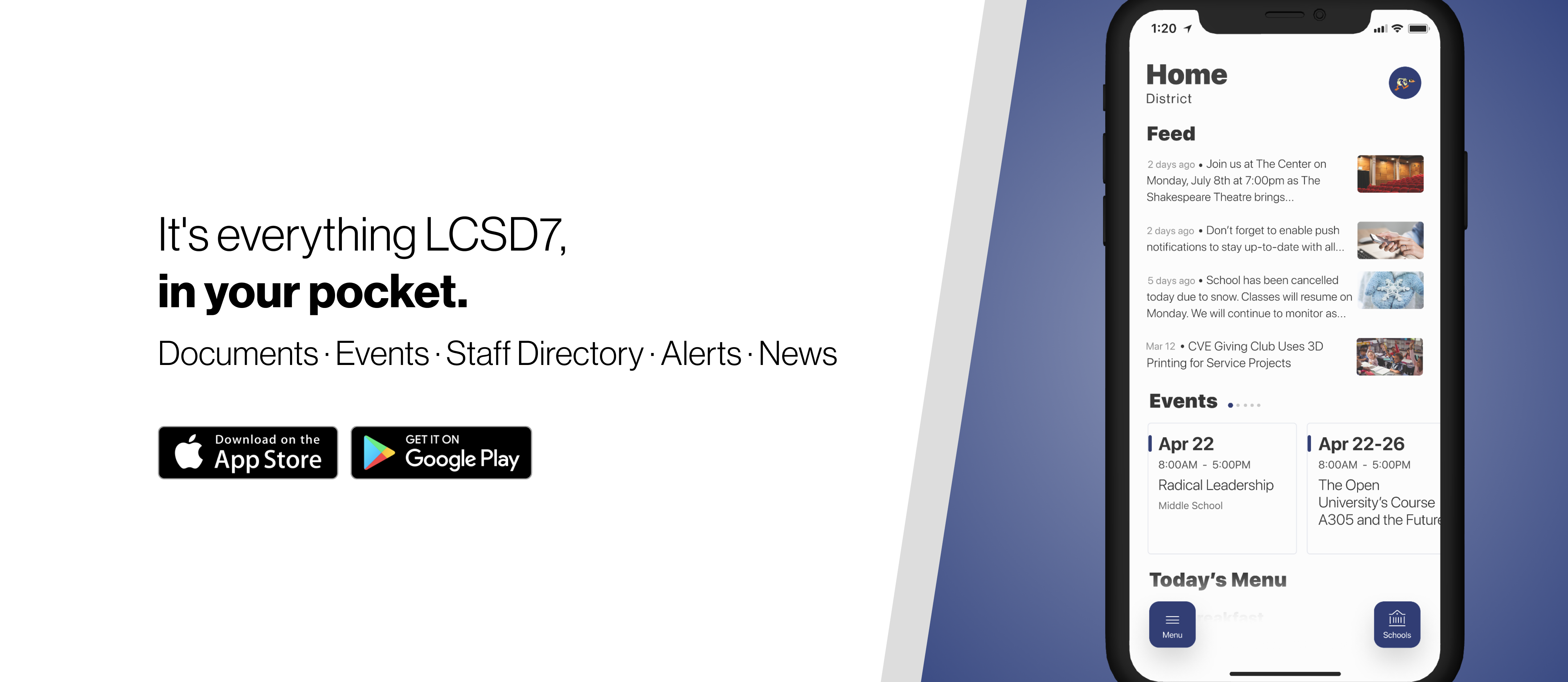 Its everything LCSD 7 in your pocket