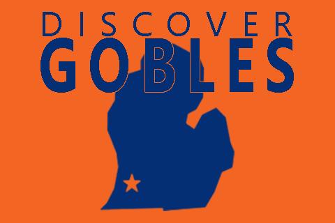 discover Gobles logo