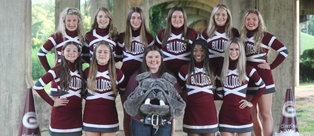 2021-22 GHS Cheerleaders