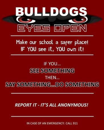 Bulldogs Eyes Open photo