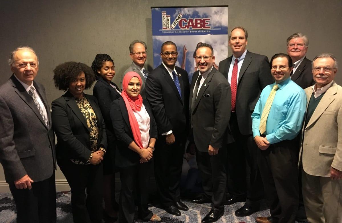 Board of Education Members 2019-21