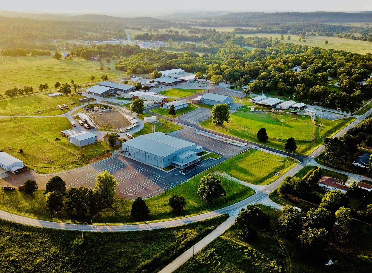 Sloan-Hendrix Aerial View