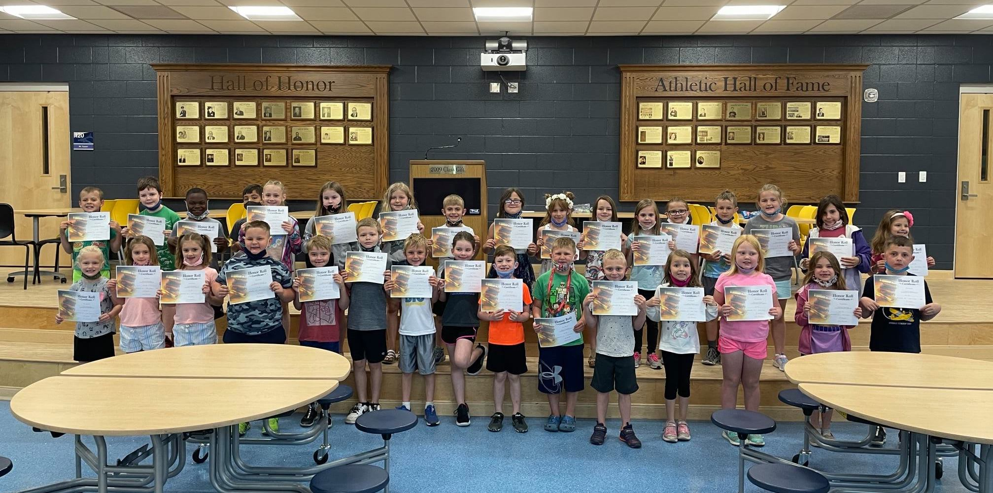 Elementary awards picture
