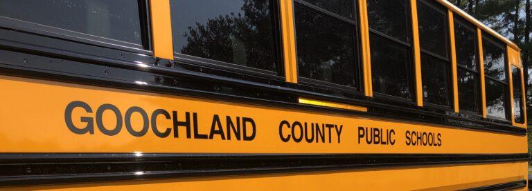 Goochland County School Bus