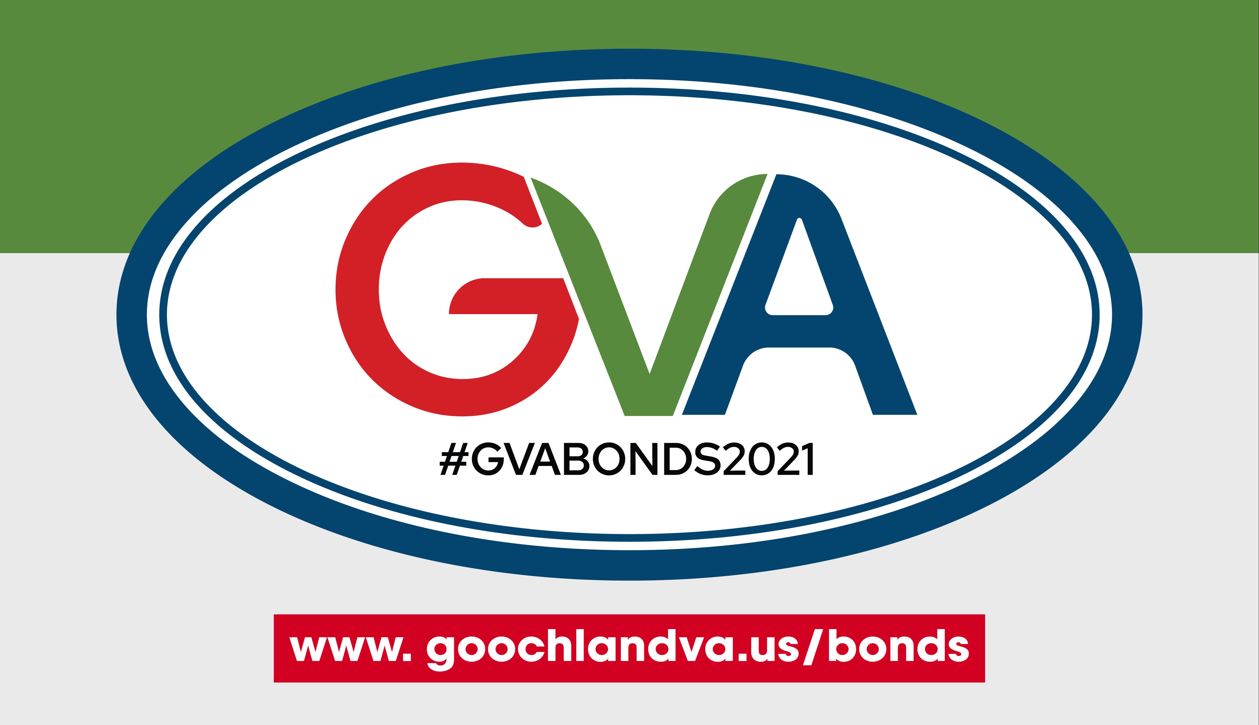 Goochland bond referendum logo GVA #GCABONDS2021