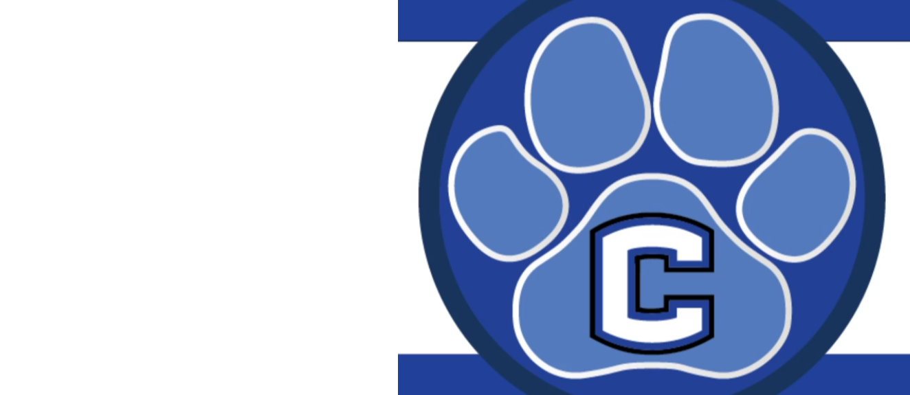 Carroll Block C in a cougar paw