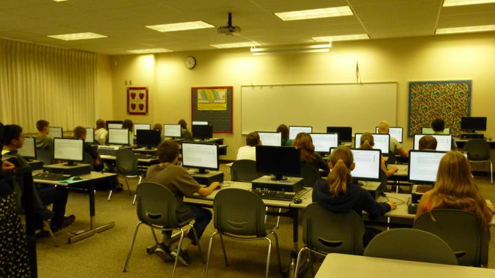 Junior High Computer Labs