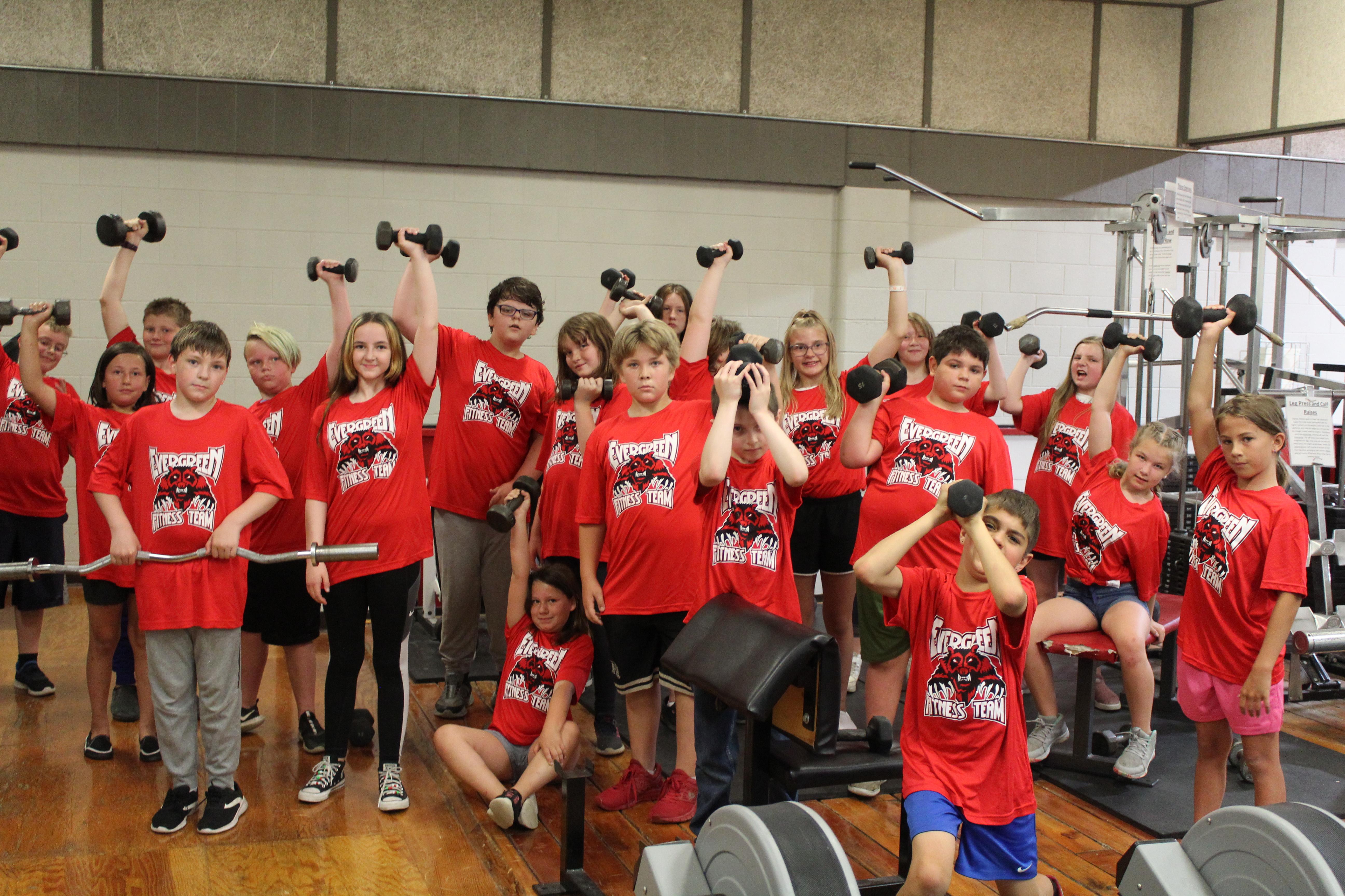 Fitness Team 2021