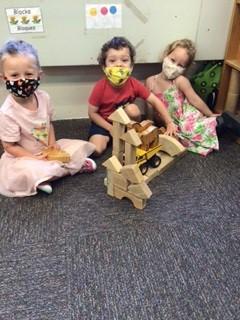 Toddlers at SBCCP