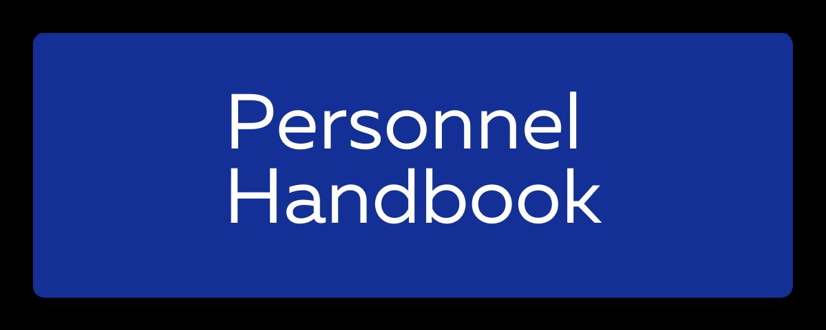 Personnel Handbook