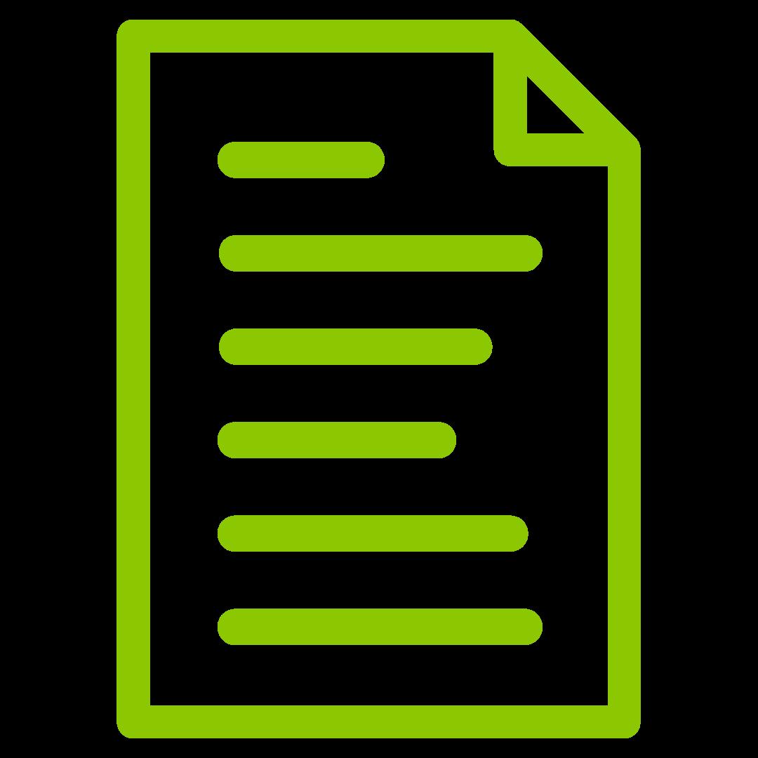 Transcript Request Form button