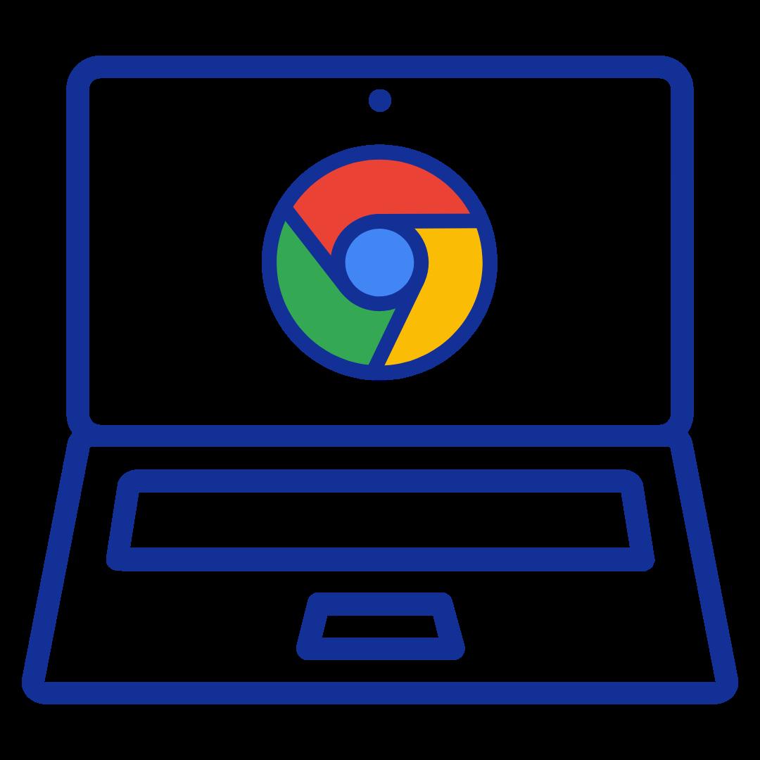 Chrome Book icon