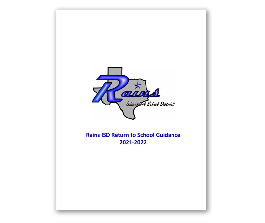 Return to School Guidance Button