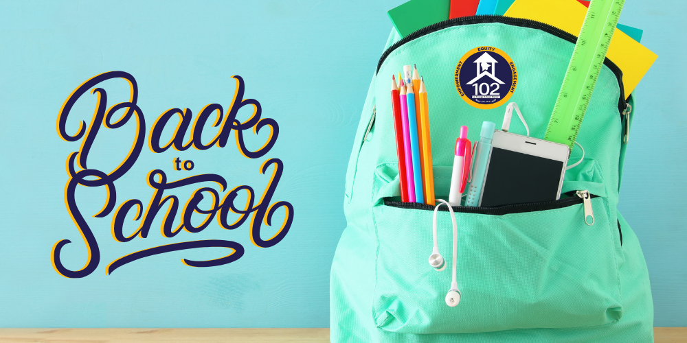 Back-to-School Banner