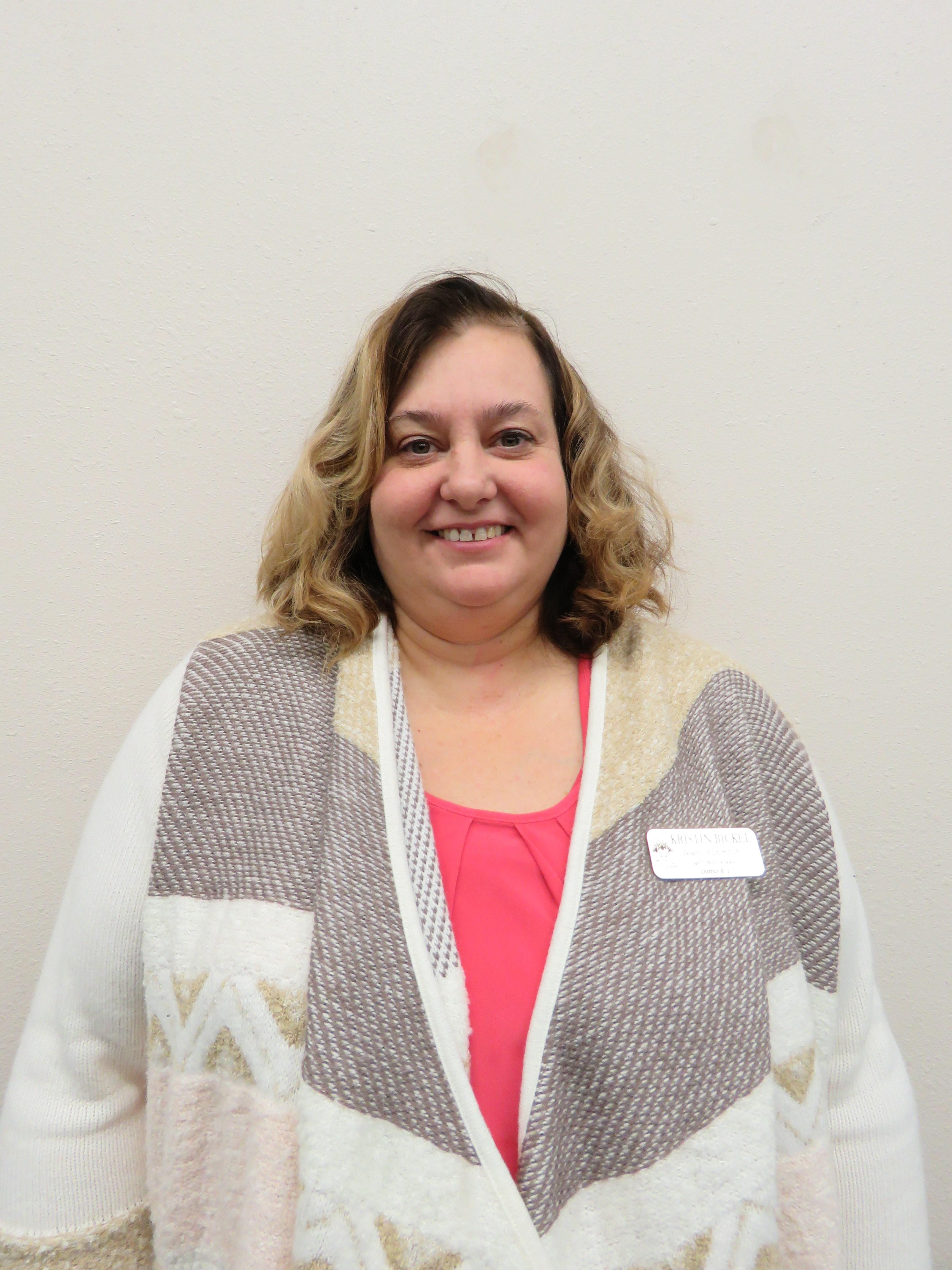 Kristin Bickel, Vice President