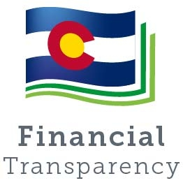 Financial Transparency Logo and Link