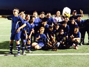Southwest Eagles Varsity Championship Soccer Team