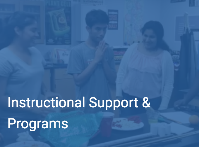 Instructional Support