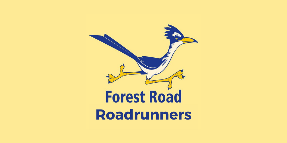 Forest Road Mascot