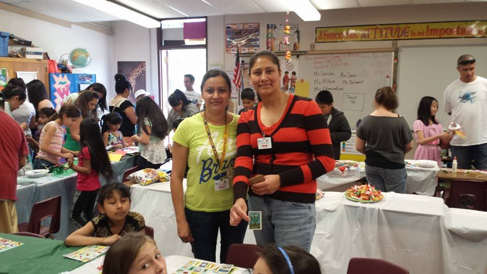 Multicultural Parent Volunteers