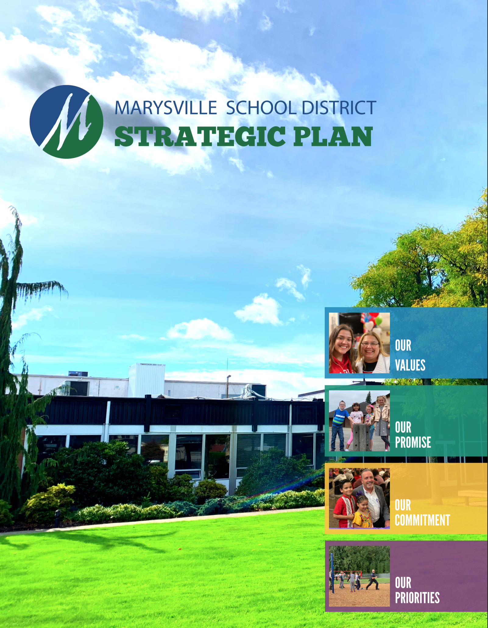 Marysville School Distrcit Strategic Plan