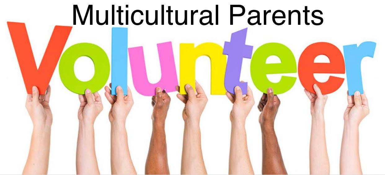 Multicultural Parents Volunteer