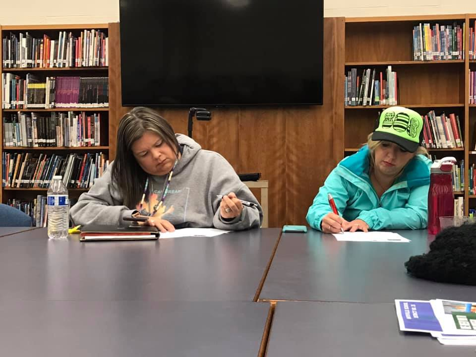 The Parent Advisory Council (PAC) meets at the Marysville School District office on a regular basis.