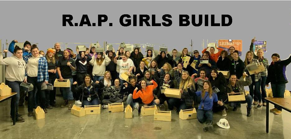 RAP Girls Build