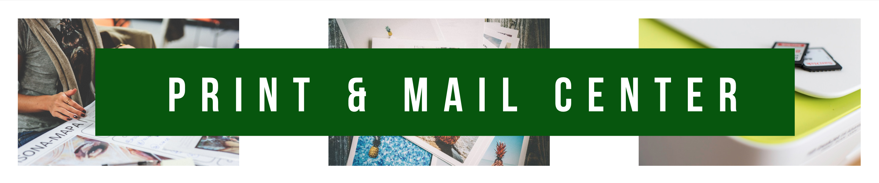 Print & Mail Center